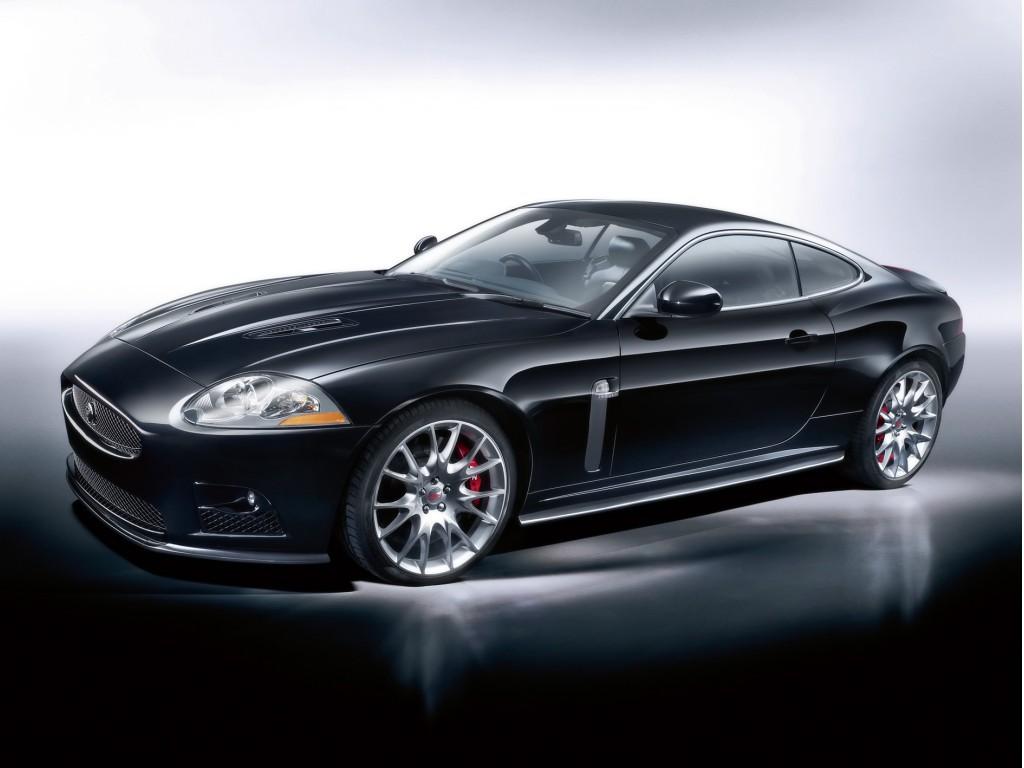 Jaguar xkr v8 5 0 supercharged coupé